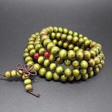 Горячая Мода 8 мм натуральный эбонитовый браслет бусины Будда для мужчин/женщин длинный Браслет религиозный подарок verawwood браслет ювелирные изделия