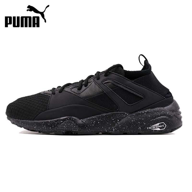e9fa6999685 Original de la nueva llegada 2017 puma b. o. g calcetín unisex zapatos de  skate zapatillas de Scarpa Puma Suede S Periscope Scarpa Puma Trinomic R698  ...