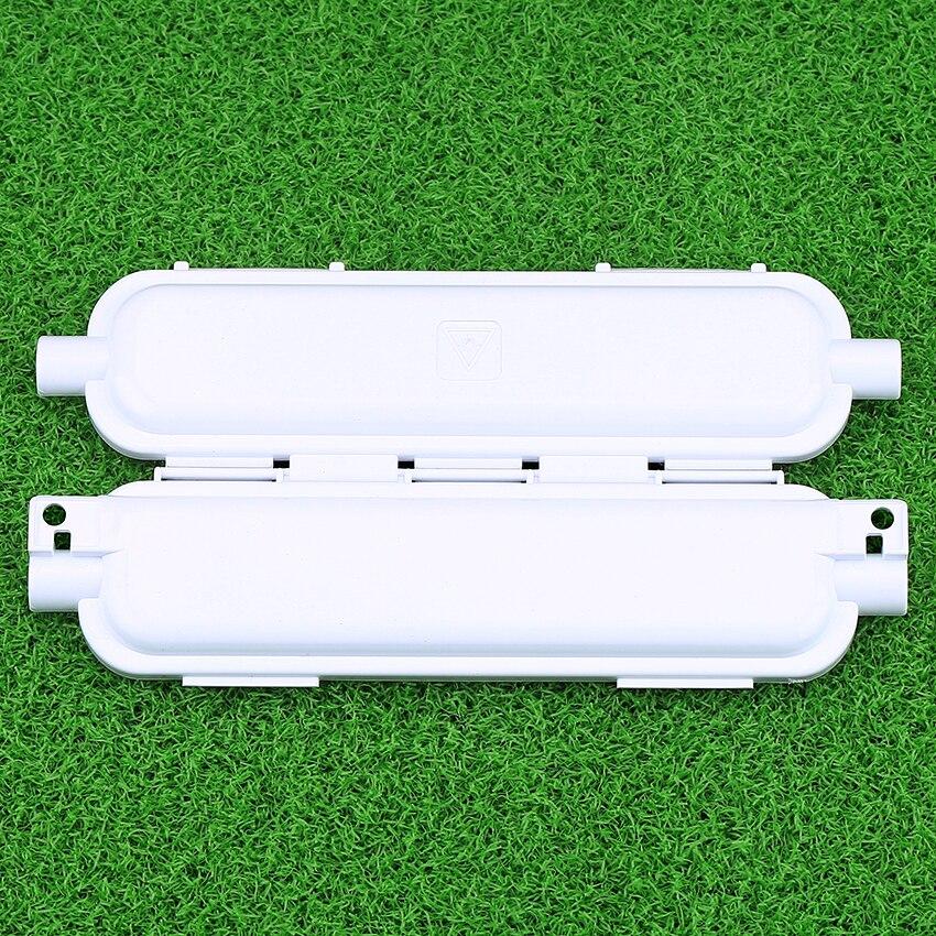 Tubulação impermeável do psiquiatra do calor do tubo da caixa da proteção do cabo da fibra ótica da gota de 50 pces para proteger a bandeja da tala da fibra - 4