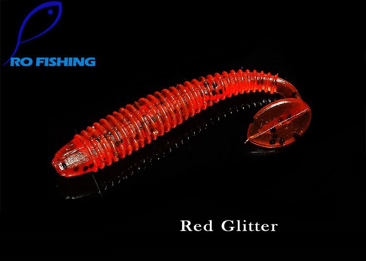 Pesca Artificial Lure 100pcs 0.63g5cm for Japan Shad Fishing Worms Swimbaits Soft Lure For Fly Fishing Bait Fishing Lure (3)