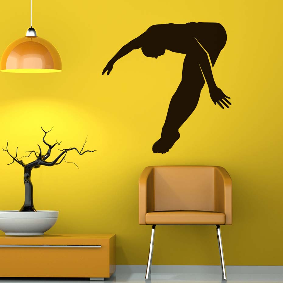 Beautiful Wall Silhouette Decor Inspiration - The Wall Art ...