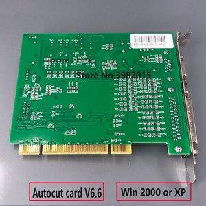 Image 2 - Système de contrôle de programme Original de la carte AUTOCUT V6.6 basé sur Windows 7/XP pour la Machine dedm de CNC