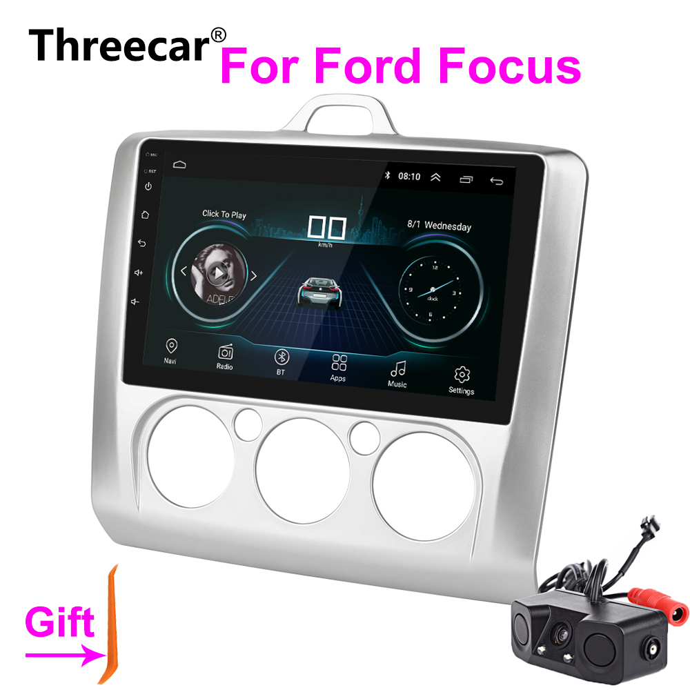 2din Android 8 1 Car Radio 9 inch GPS Navigation Bluetooth Stereo Multimedia player Autoradio for