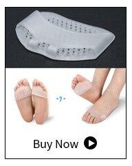 1 Para Gel Vorfuß Mittelfuß Pads Silicon Weiche Vorfuß Invisible Hohe Ferse Schuhe Rutschfeste Halbe Hof Anti-slip Fuß Pflege Schönheit & Gesundheit