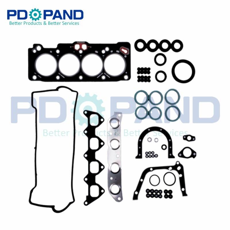 4AFE 4A-FE La Ricostruzione di Revisione del Motore Guarnizione Kit 04111-16231 per Toyota COROLLA/AVENSIS/SPRINTER E9 E10 E11 AE94 1.6 1587cc