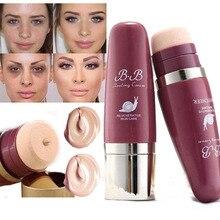Make Up Foundation Crème Olie Control Concealer Matte Base Bb Kussen Gezicht Volledige Dekking Professionele Make Up