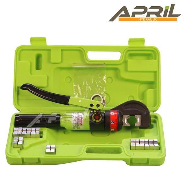 Hydraulic Crimping Tool Hydraulic Crimping Plier Hydraulic Compression Tool YQK-70Range 4-70MM2 Pressure 5-6T