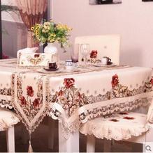 #220 platz blume stickerei Tischdecke tischdecke abendessen matte Europa polyester Tischset tischabdeckung großhandel FG213