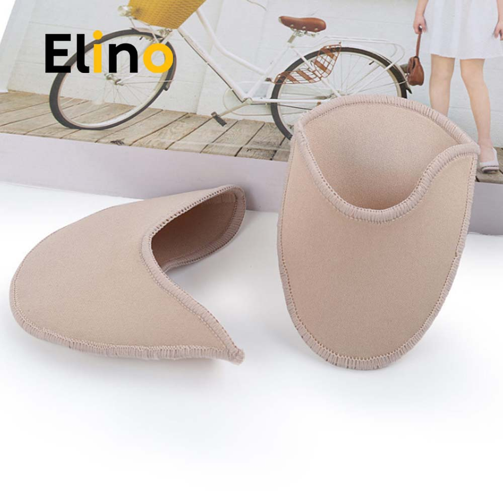 Elino ballet SEBS Foot protector Soft absorbent breathable Insoles Relieve foot pressure insoles Suitable for ballet dancers