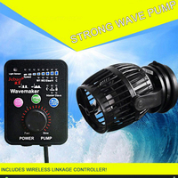 Jebao Jecod 110~240v RW 4 RW 8 RW 15 RW 20 Aquarium Wave Maker Propeller Flow Pump Wireless Control