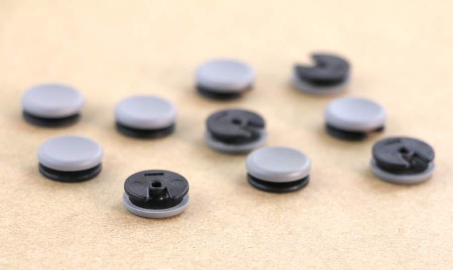 50pcs Original Joystick Analog Cap For Nintendo  3DS Game Console Controlle Repair