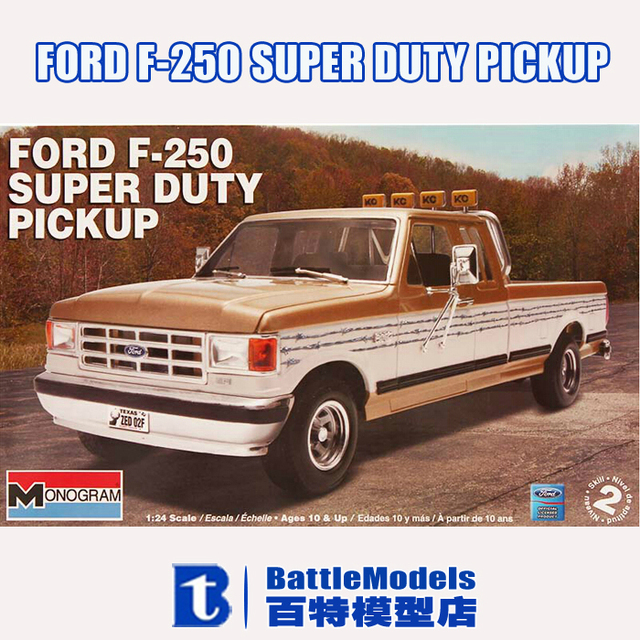 Revell Model   Scale Military Models   Ford F