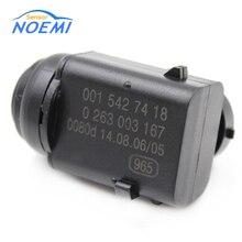 Nuevo sensor de Aparcamiento PDC Sensor de Distancia 0015427418 0045428718 Para Mercedes-benz W203 W209 W210 W211 W215 W220 W163 W168 W 251 S203 C203