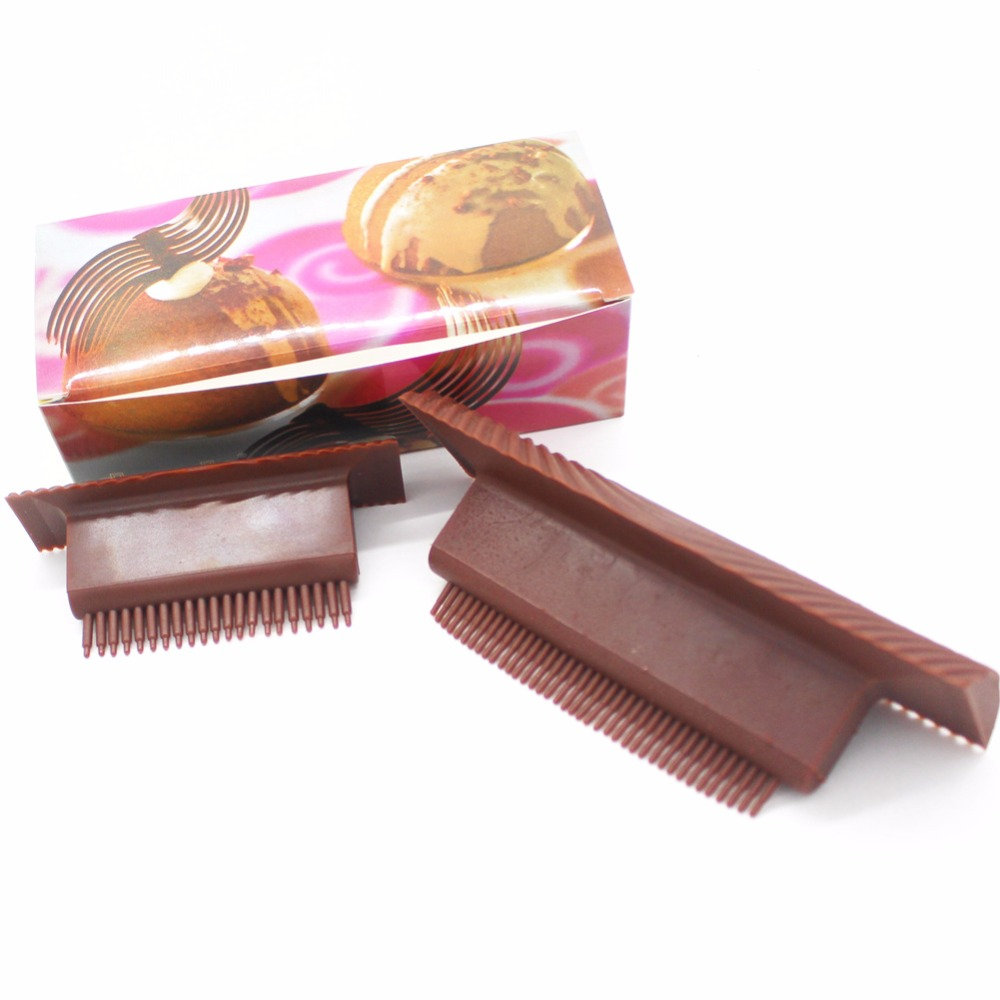 Rubber Root Pastry Brushes Chocolate Decoration Brush Stamp Mold for diy Chocolate Tool Cake Pastry Tools