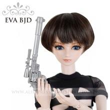 Plastic Toy Gun Mode Ball Pen for 1/3 BJD Doll Accessories Mini Pen Gift EVA BJD