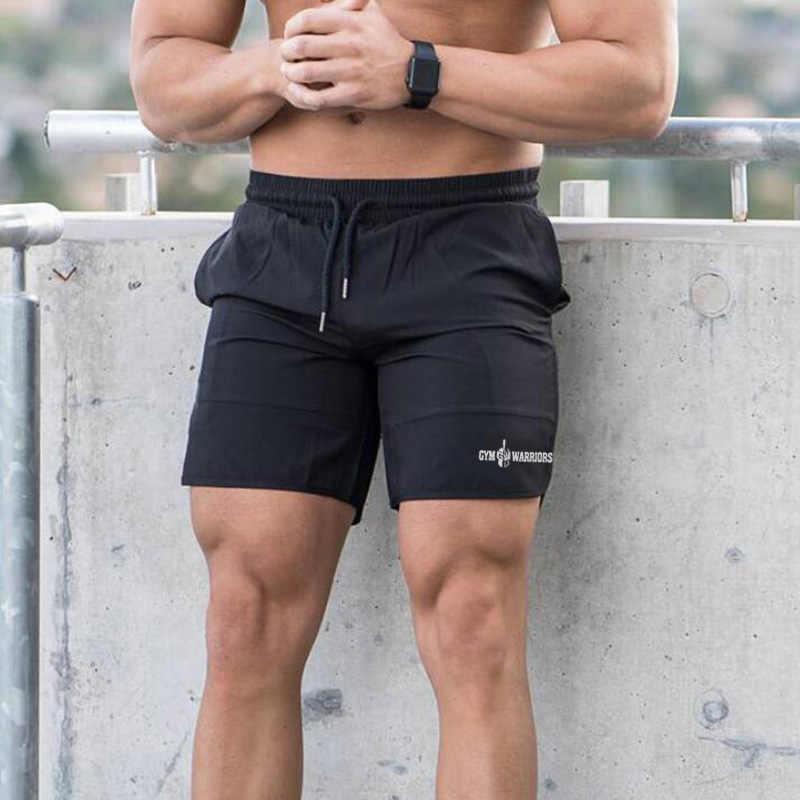 Pantalones Cortos Para Correr Para Hombre Para Culturismo Fitness Entrenamiento De Secado Rapido Gimnasio Trotar Entrenamiento De Tenis De Bolsillo Pantalones Cortos Para Correr Aliexpress