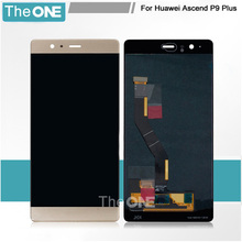 LCD Screen for Huawei P9 Plus 100% New High Quality Replacement Accessories LCD Display+Touch Screen for Huawei P9+ Smartphone