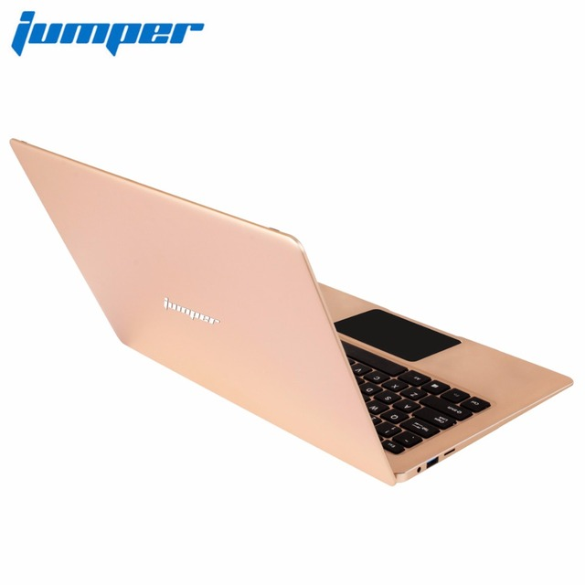 "13.3"" Aluminium laptop Intel Apollo Lake N3450 6G DDR3 Windows 10 ultrabook IPS 1080P notebook computer Jumper EZbook 3 Pro"