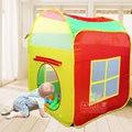 Новое прибытие Супер Игра Дом Портативный Magic детская Палатка Дом Океан Пул Детские Игрушки Дом без океан шары образование