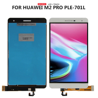 For Huawei Mediapad M2 Lite / T2 Pro 7.0 PLE 701L PLE 703L Lcd display Touch Screen Digitizer assembly + Tools