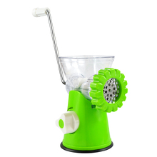 Multifunction Manual Meat Grinder Household  Stainless Steel Meat Grinders Cutter Cooking Machine Mincer Sausage Machine