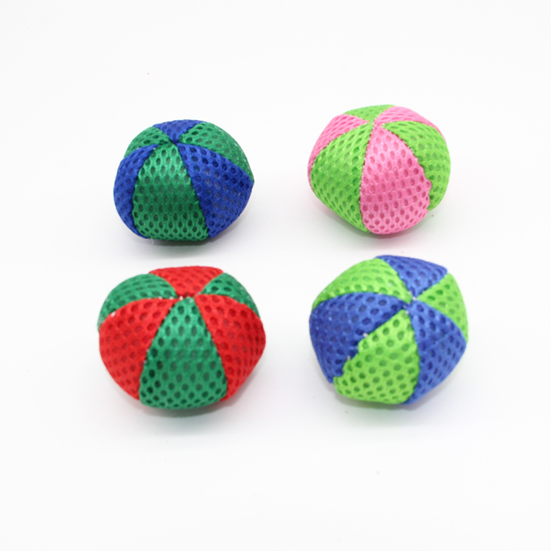 Westrice Cat Toy Pet Favorite Happy Playing New Net Ball And Dog Soft Funny Free Shipping 100