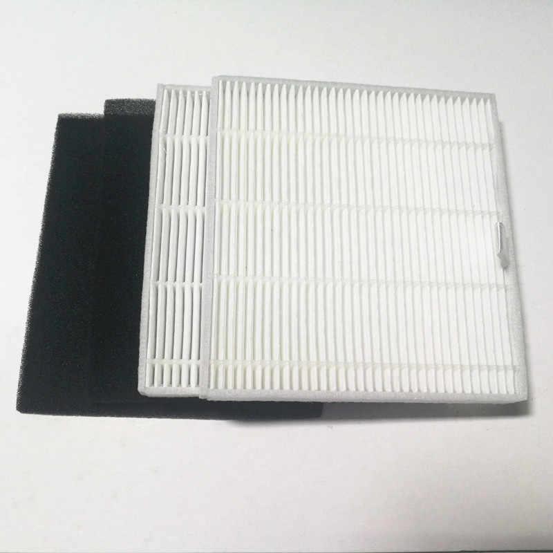 Пылесос с hepa фильтр боковая щетка сс ткань для ILIFE X750 V8S V80 V8 робот-пылесос Запчасти аксессуары щетки