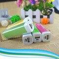 2600 mah colorful ABS+PVC lipstick mobile power bank 18650 battery box