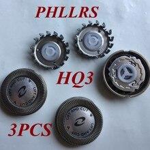3 шт. HQ3 бритвы лезвие на замену головка для Бритва Philips hq4 hq54 HQ5401 HQ5413 HQ5425 HQ5426 HQ5430 HQ5625 HQ5812 HQ5813 HQ5817