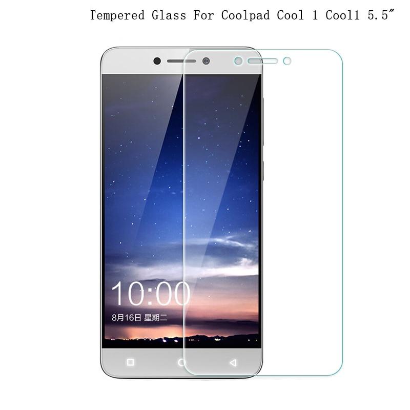 """Pro LeEco Cool 1 Tvrzené sklo 9H 2.5D Prémiová ochranná fólie pro Letv Coolpad Cool 1 Cool1 5,5 """""""