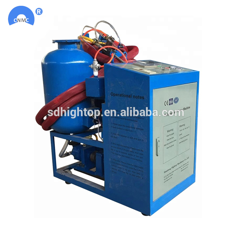 Portable 220V /380V Low Pu Polyurethane Foam Injection Smale Machine Of Factory Directly Supply