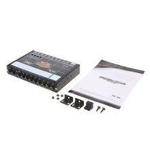 Автомобильная аудиосистема 7 полосный эквалайзер модифицированный