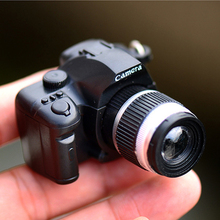 Led Camera Flashing Toys for Kids Digital Camera Keychain Lu