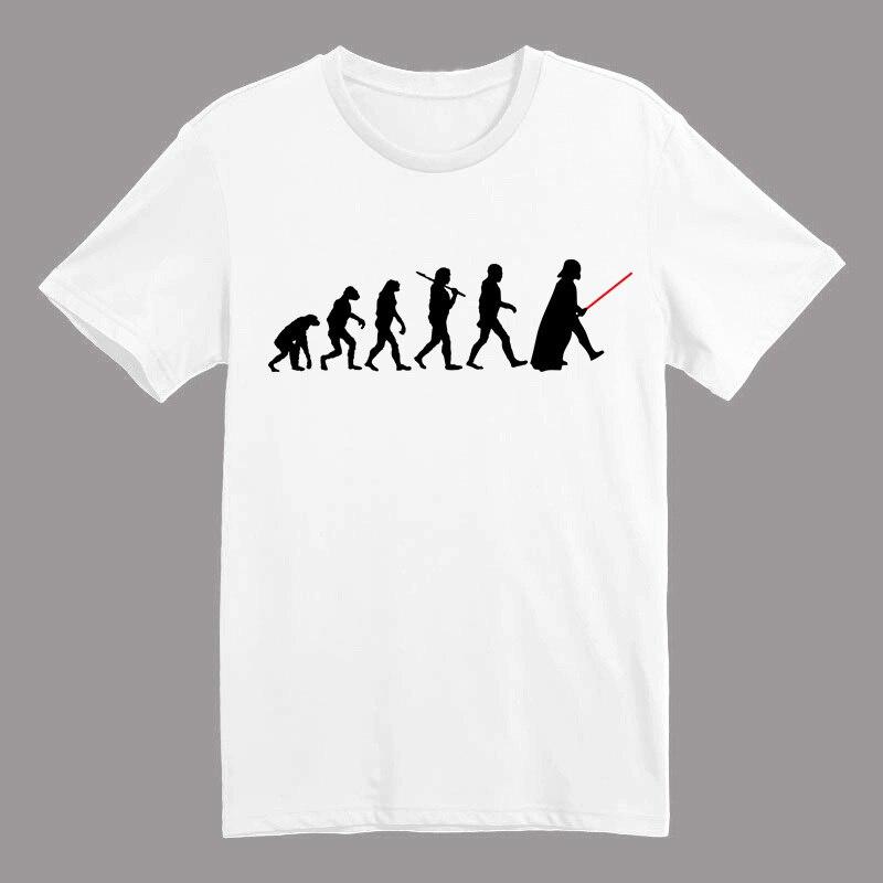 Short Sleeve Cool Star Wars/Ramones Cartoon t shirts Men Brand T ...