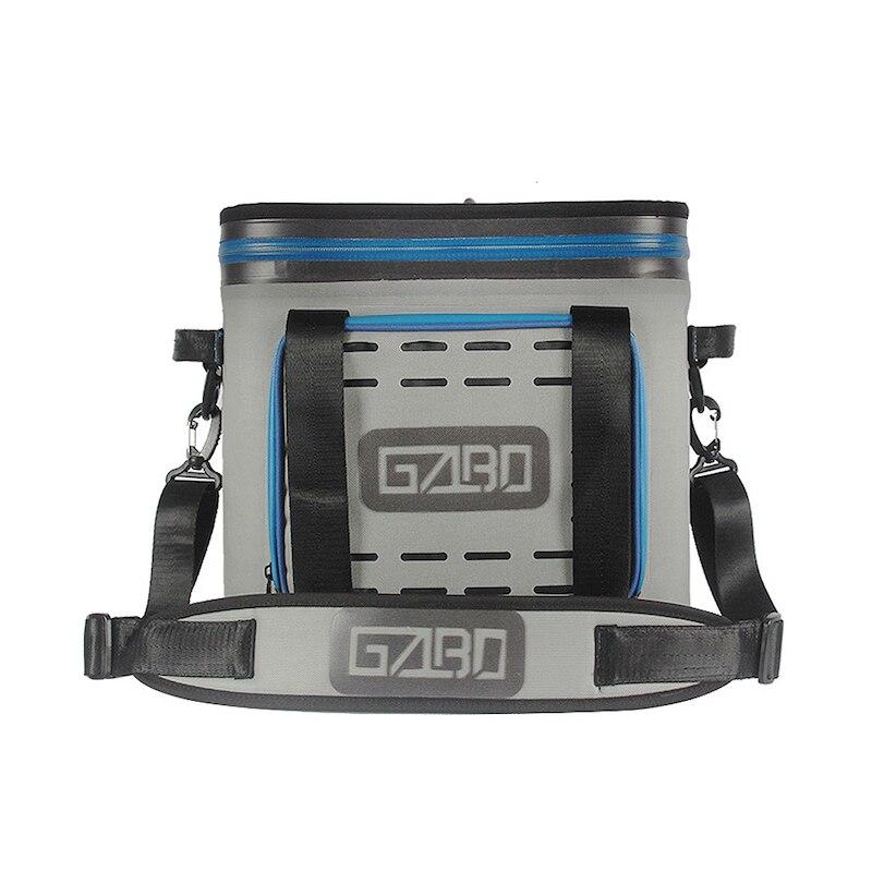 Latas 24 Soft Lados Portátil Cooler para Piquenique Ao Ar Livre À Prova D' Água, Estrada Passeio à Praia, Esportes, pesca e Camping Cooler