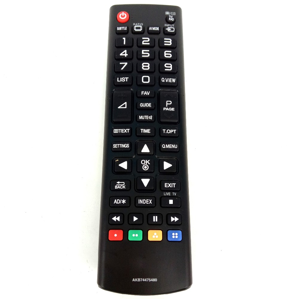 buy new original remote control for lg akb74475480 replace the akb73715603. Black Bedroom Furniture Sets. Home Design Ideas