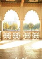 Muslim architectural style photography studio backdrop fond studio photo vinyle backgrounds for photo studio
