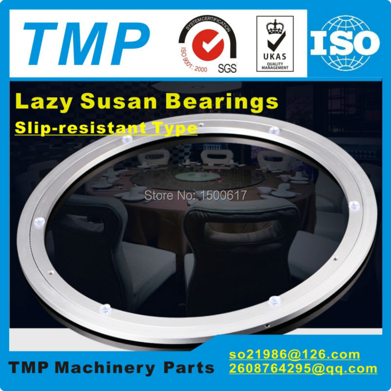 (RS 16) 16inch/400mm Lazy Susan Bearings Anti Slip Type Swivel Plate  Aluminum Round Turntable Bearings For Dining Table In Seals From  Automobiles ...