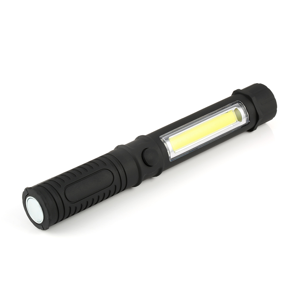 Multifunction Mini Pen LED Torch Light Car Inspection Light Handle Repair Tools Flashlight COB Auto Magnet Lamp White Color