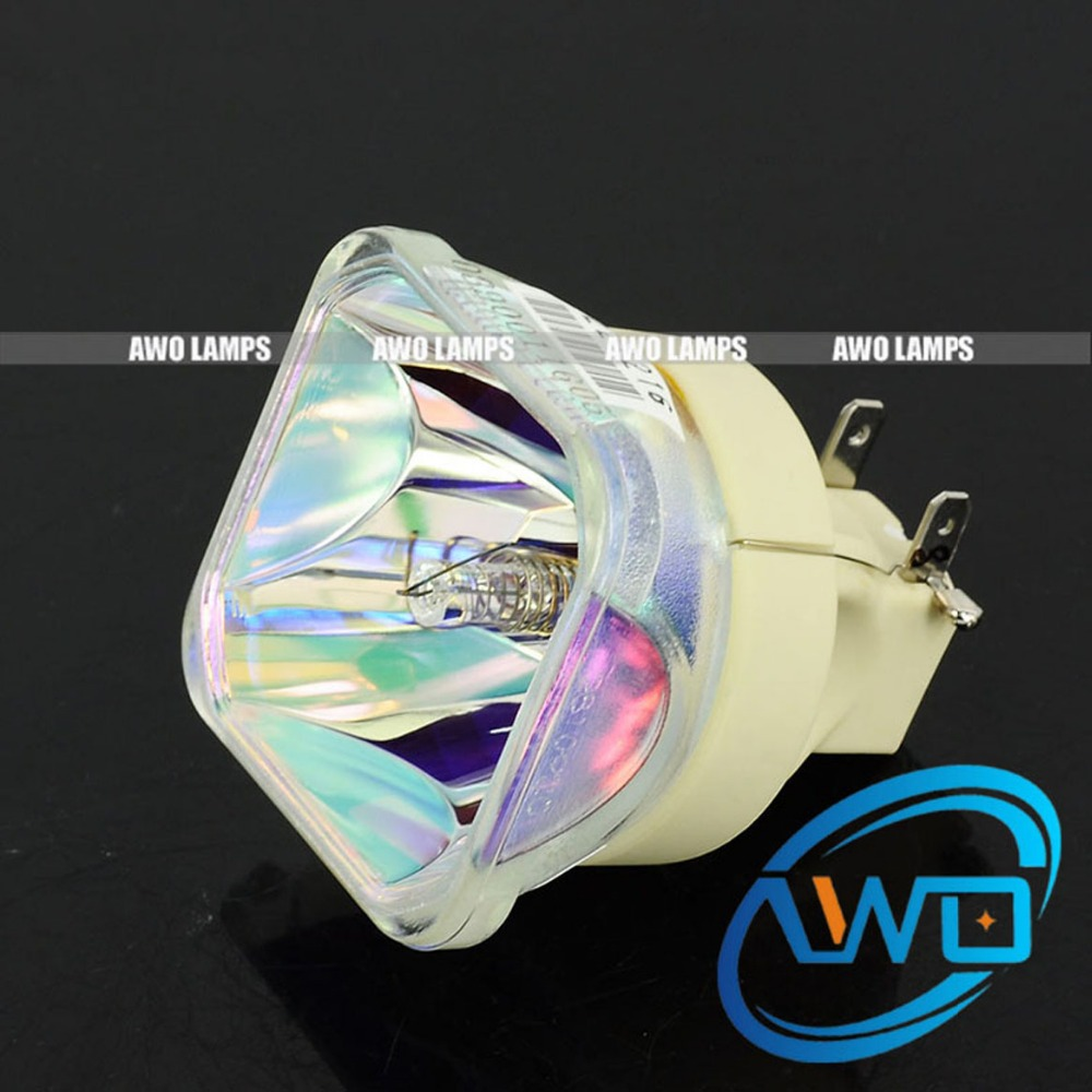 ФОТО AWO 100% Original Projector Bulb UHP245/170W0.8 for HITACHI Projector Lamps DT01171 CPX5021INLAMP 150 Day Warranty
