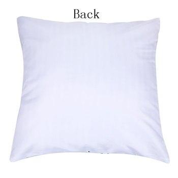 Funda de cojín geométrico de rayas grises de 45 * 45 cm Funda de almohada de poliéster Cojines Decorativos Para Sofa Home Bedroom Sofa Decor 40814 1