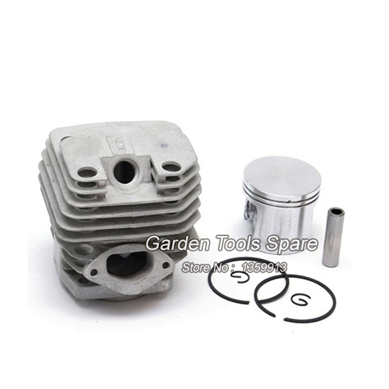 4500 5200 5800 chainsaw spare parts cylinder kits with 45mm size in tool parts стоимость