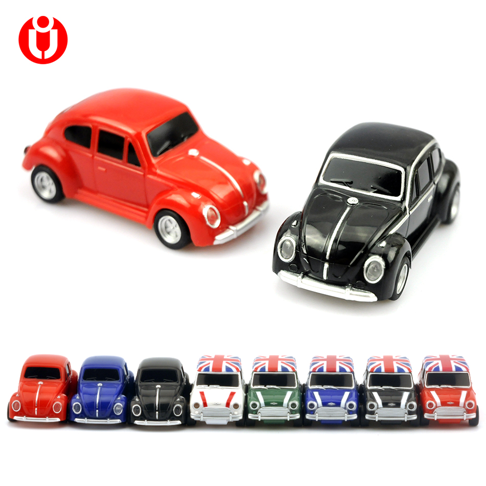 Pen drive 32gb 64gb, Beetle auto / Mini automobili Model usb memorije - Vanjska pohrana