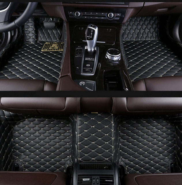 Topmats Car Floor Mats Carpets For Dodge Caliber Leather