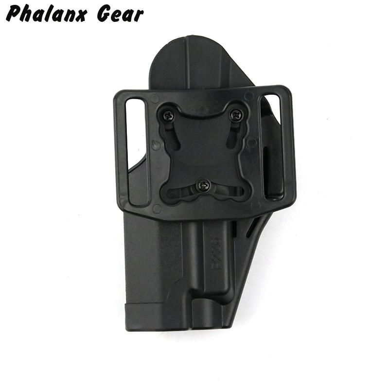 For SIG SAUER P226 Tactical Belt Holster Right Hand CQC Type Holster image