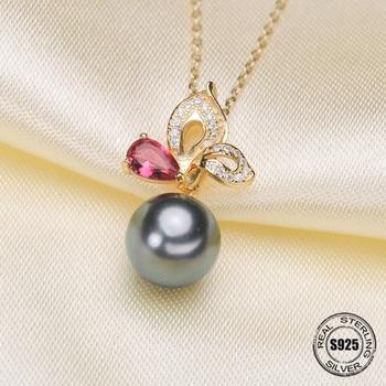 342980da238f Romántico de moda de cristal de circón de plata colgante plateado cierres  resultados de la joyería de bricolaje joyas accesorios de partes de