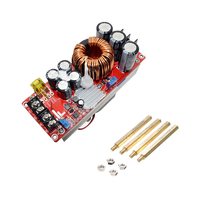 1500W 30A DC DC High Current Power Supply Module DC Constant Current Boost Voltage Converter Electric