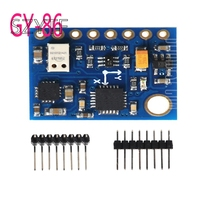 GY 86 3 Axis Magnetic Gyroscope Accelerometer MWC Field Altitude Sensor Module