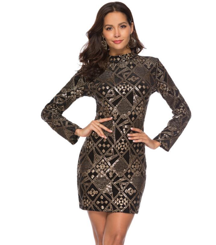 Aliexpress.com : Buy Ziamonga Night Club Dresses 2018 New