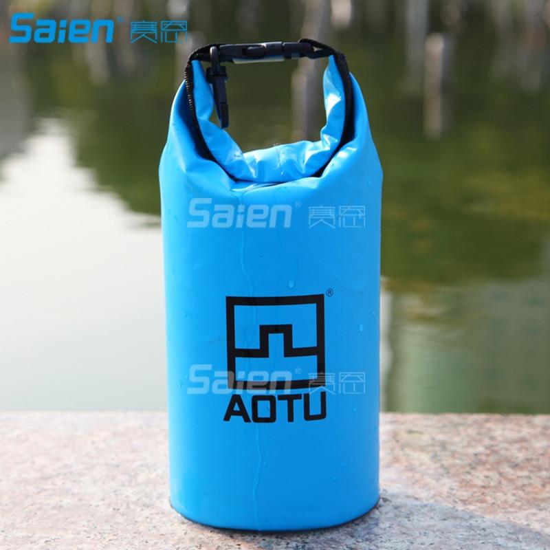 Prémio À Prova D Água Dry Bag por SandShark 1.5 Litros Saco Flutuante para Passeios de Barco, Camping, caiaque, natação, praia